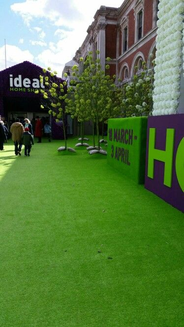 Ideal Home Show 2016 / Olympia, London