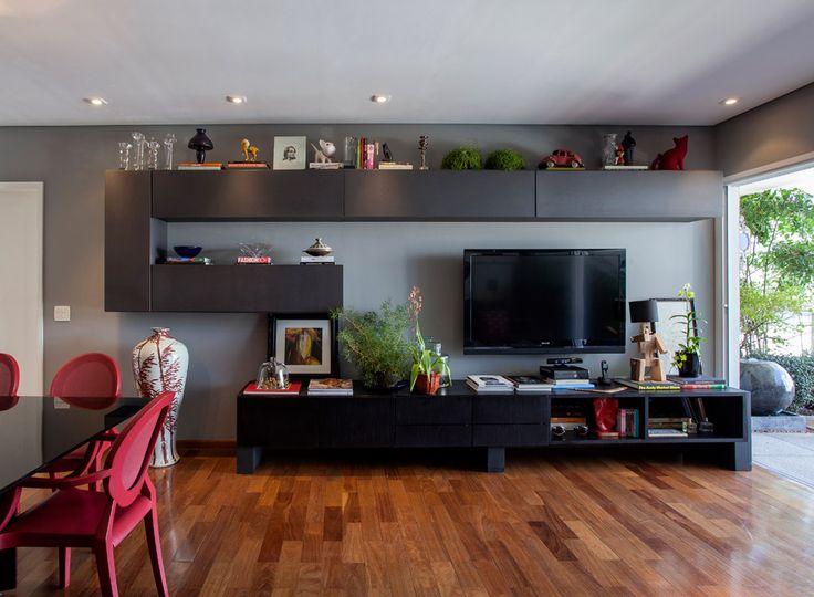Veja:  Http://casadevalentina.com.br/blog/detalhes/open House  Eduardo E Daniele 2837  #decor #decoracao #interior #design #casa #home #house #idea #ideia ...