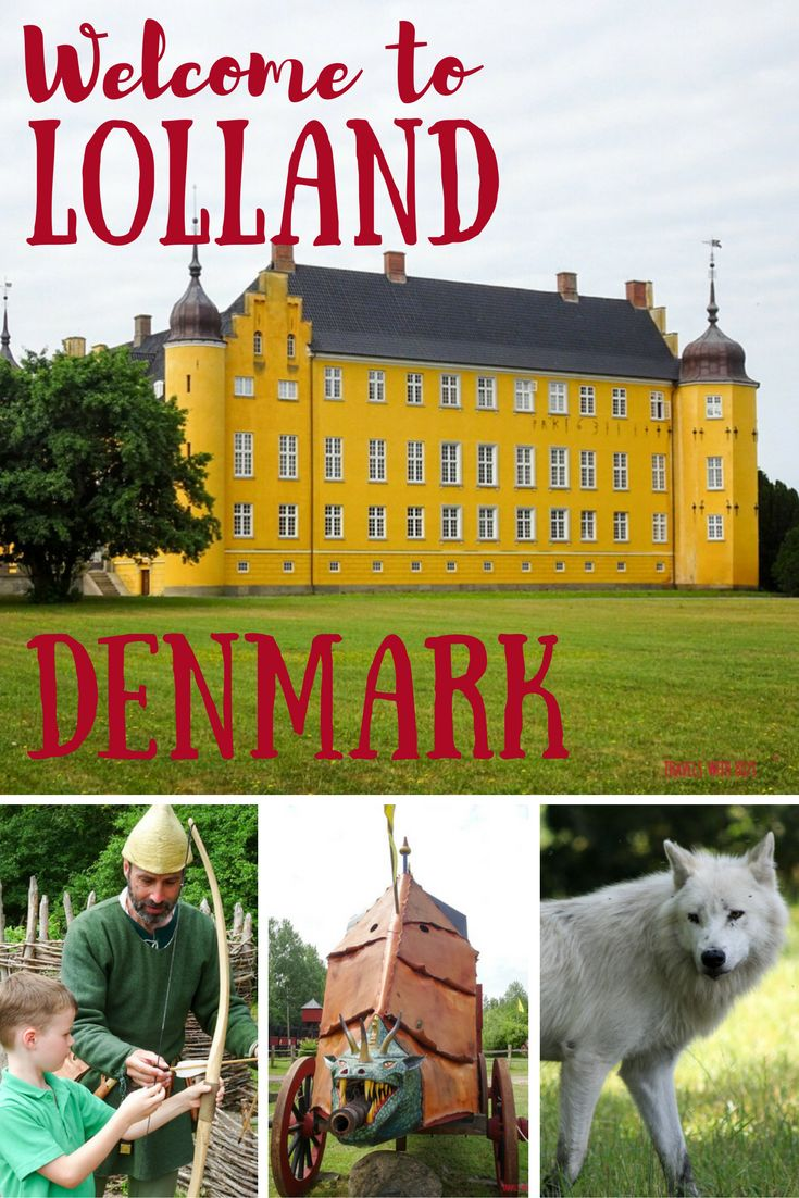 Beyond the headline acts – Denmark's island of hidden gems for families