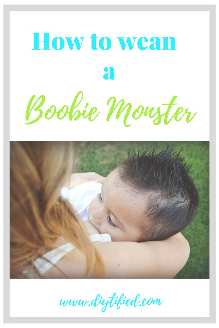 Are you ready to be done nursing? Are you over it but struggling with weaning your toddler? I was too. Then, I started applying these methods...