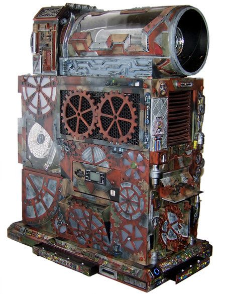Best Steampunk computers you can buy : Gizmowatch