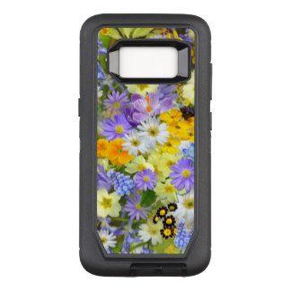 Spring Flower Samsung Galaxy S8 OtterBox Defender