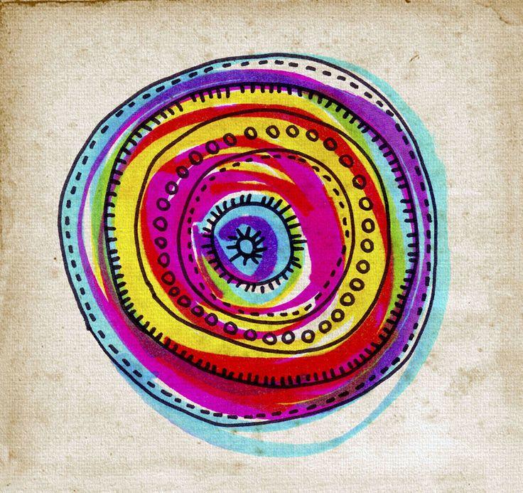 Mandala.  Tarambuque - Javier Brito Arribas