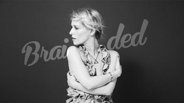 Braided / Trenzas. Foto: Paco Díaz. Peinado: Karina Preciado