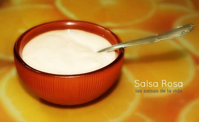 Salsa Rosa - LAS SALSAS DE LA VIDA
