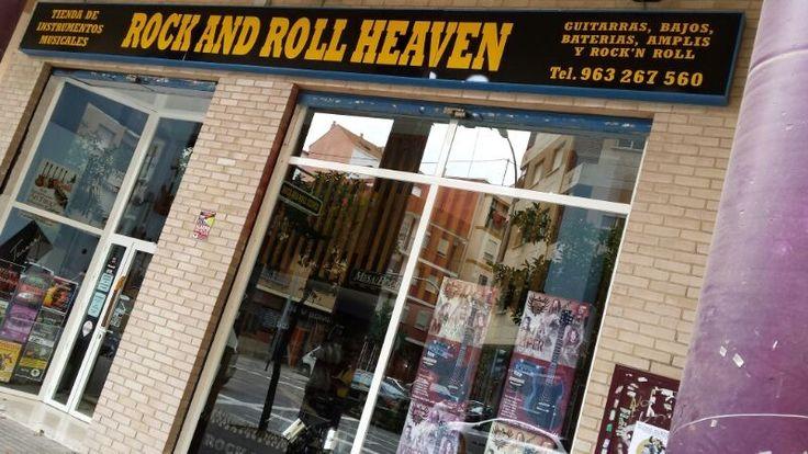 Rock & Roll Heaven en Valencia, Valencia