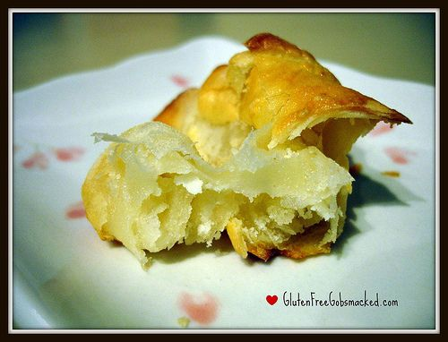 Gluten Free Homemade Croissants! - Gluten Free Gobsmacked  Wow, every recipe is so different!!!