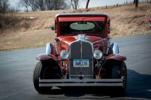 1929 Pontiac Coupe Street Rod.