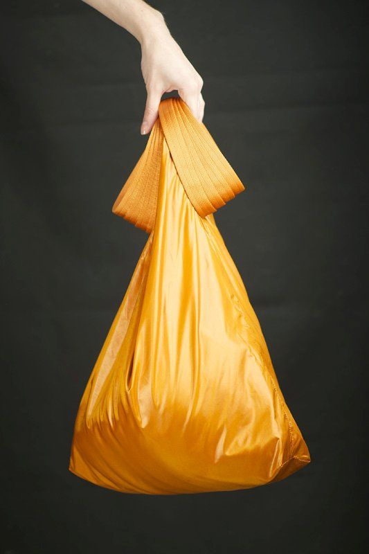Orange NEK BAG
