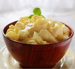 Copycat Amish Potato Salad | AllFreeCopycatRecipes.com