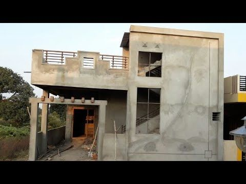 40 × 38 or 36 × 30 West face house plan map walk through - YouTube