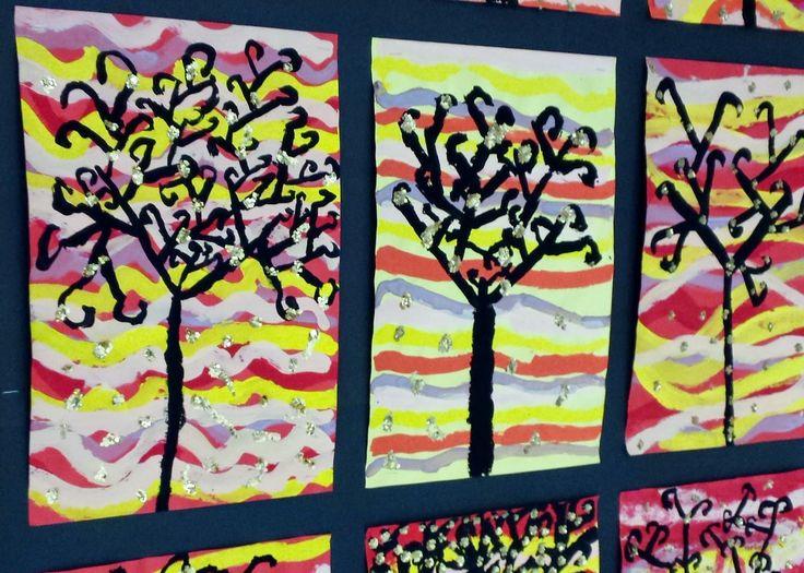 Silk Square Scarf - koru art by VIDA VIDA Cil43