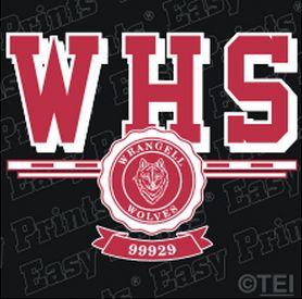 Wrangell High School Spirit Wear | SASS ePROMOS.com