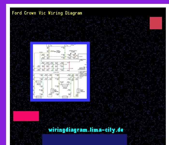 Ford crown vic wiring diagram Wiring Diagram 175914 - Amazing