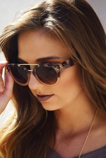 I've Got Secrets Sunglasses: Multi