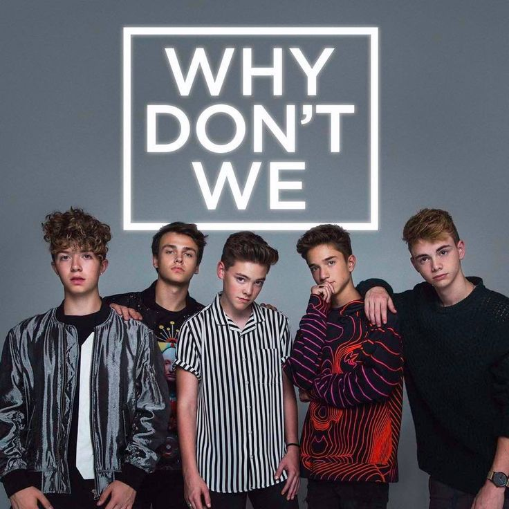 whydontwemusic Why dont we boys, Wdw, Why dont we band