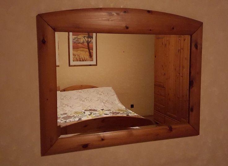 1000 ideas about spiegel holzrahmen on pinterest. Black Bedroom Furniture Sets. Home Design Ideas