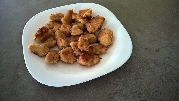 Eure Kinder mögen kein Fleisch?  Dann habt ihr noch keine Baby-Schnitzel aufgetischt :-)  Zum Rezept: http://www.gregkocht.de/recipes/925/Baby-Schnitzel-f%C3%BCr-die-Kleinsten