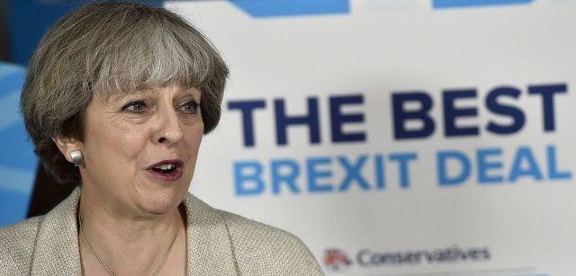 FT: Πώς το αποτέλεσμα των εκλογών στο Ηνωμένο Βασίλειο επηρεάζει το Brexit ~ Geopolitics & Daily News