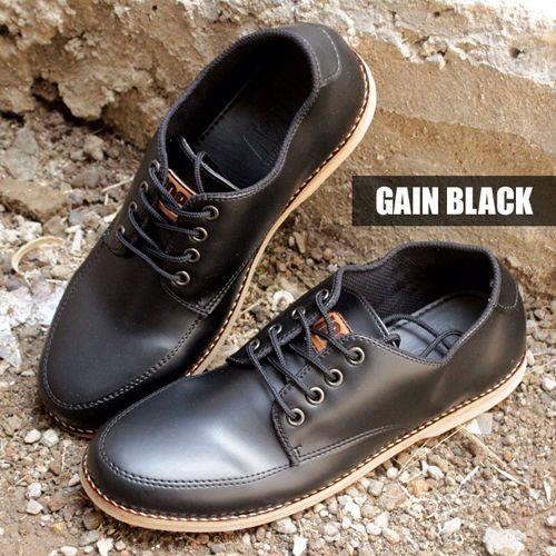 GAIN BLACK | IDR 250k | SMS KETIK NAMA_KODEBARANG_SIZE_ALAMAT kirim ke 08164218191  #sepatu #sepatuhandmade #sepatubandung #giantflames #joeythefootwear #ready #shoesholic #shoes #sepatucowo #boot #boots #zapato #footwear #menfootwear #streetfootwear #hipster #streetwear #lookbook