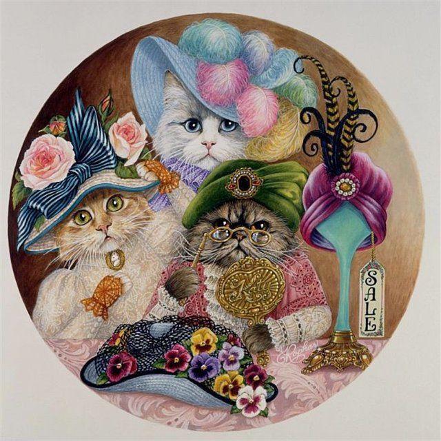 Gallery.ru / Фото #17 - Кошачьи парочки - MontanaBY