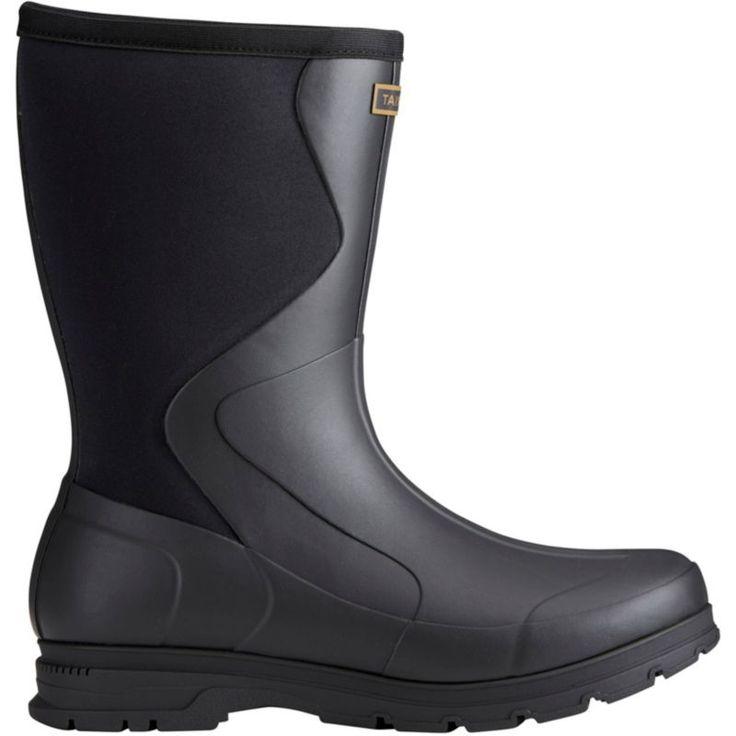 Ariat Men's Springfield Rubber Work Boots, Size: 14.0, Black