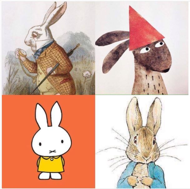 Help us decide who is the best rabbit in children's literature! We've listed Miffy along with Peter, the White Rabbit and more so you can compare and see who your favourite is.Then vote on the poll below!