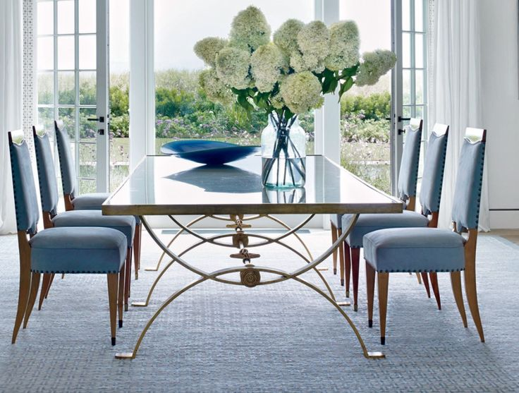 Modern Dining Tables Has Selected Today 10 Spectacular Room Set Ideas That You Will Covet