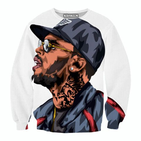 Chris Brown Sweatshirt