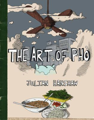 This graphic novel is a work of art written by a man who has clearly spent quite a bit of time in Vietnam. Text and image overwhelm the pages and bring to mind my travels in Vietnam las
