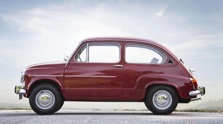 Seat 600 La puja contará con 21 modelos clásicos de la marca Seat que seguro llamarán la atención de los coleccionistas