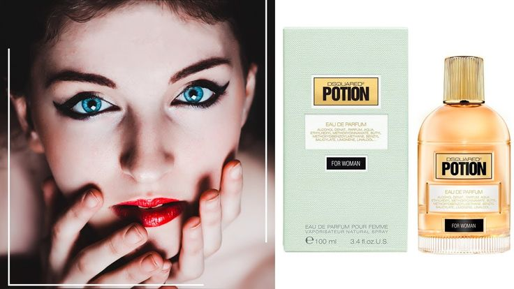 Dsquared2 Potion For Woman / Дискваред2 Поушен Фо Вумен - обзоры и отзыв...
