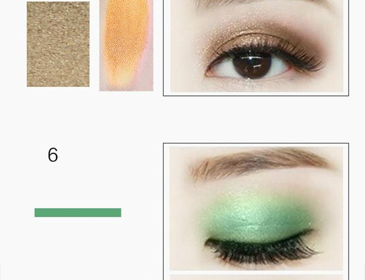 New Cosmetic Fashion Matte Eye shadow Cream Makeup Party Palette Shimmer Set 9 Colors Eyeshadow 2019