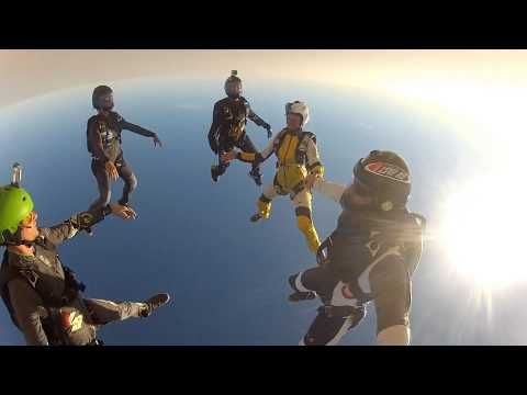 Flight - Skydive Dubai