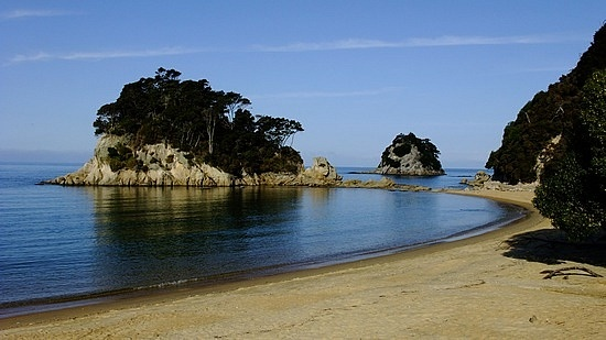 Kaiteriteri, South Island, NZ.