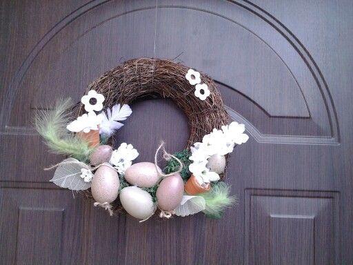 Sprint wreath