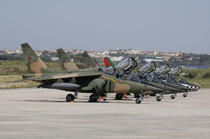 Força Aerea Portuguesa - Alpha Jet