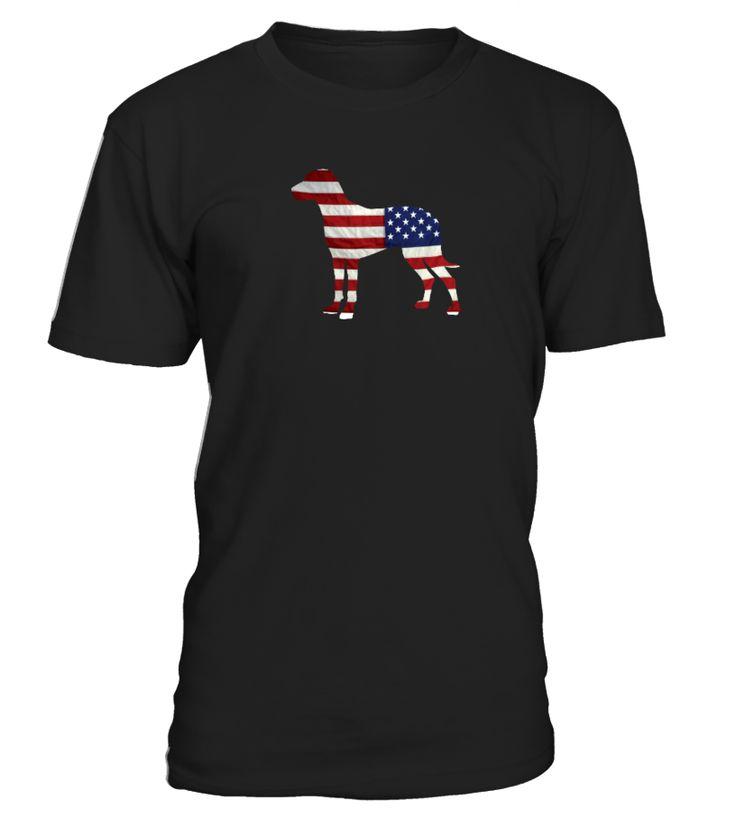 Bulldog American Flag  Funny Bulldog T-shirt, Best Bulldog T-shirt