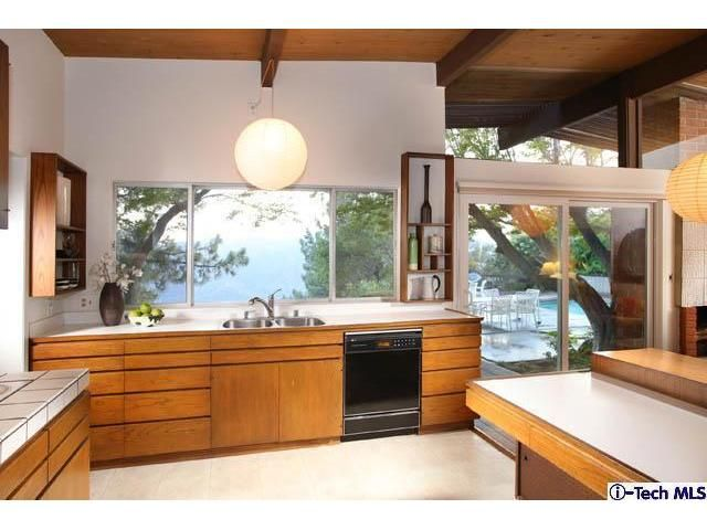 56 Best Images About Mid Century Modern Kitchen On Pinterest