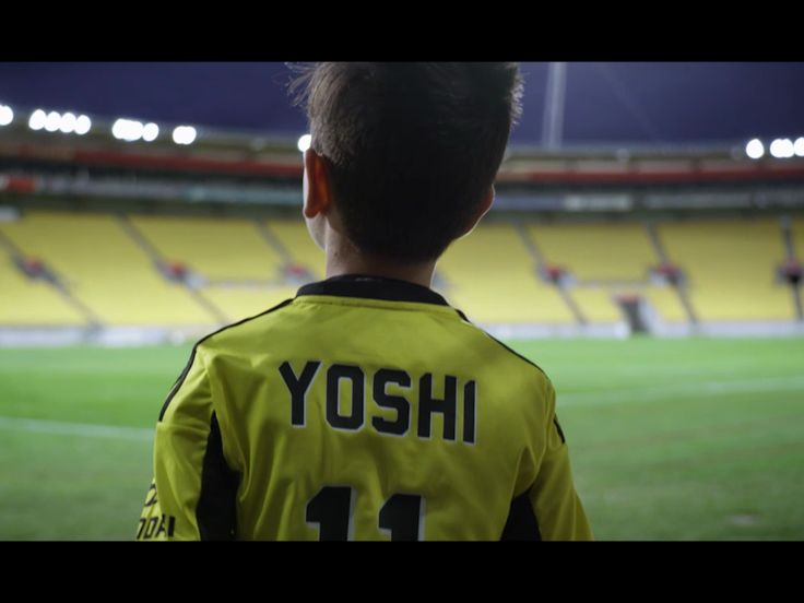 You've Gotta Have a Team. Who will Yoshi Choose? Campaign by Football Federation of Australia / A-League