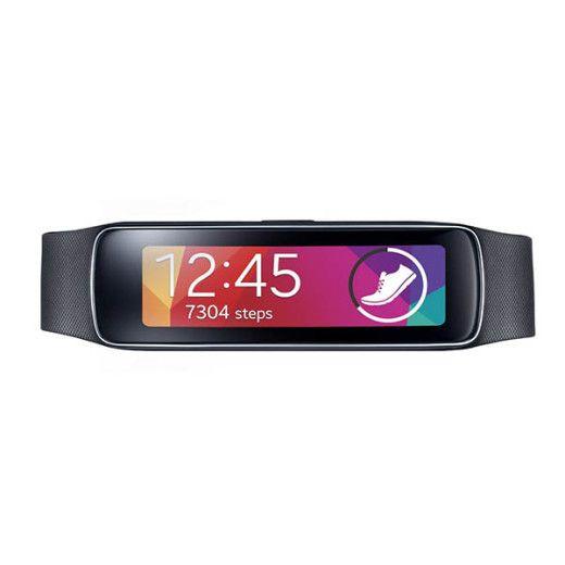 Samsung Gear Fit Fitness Tracker