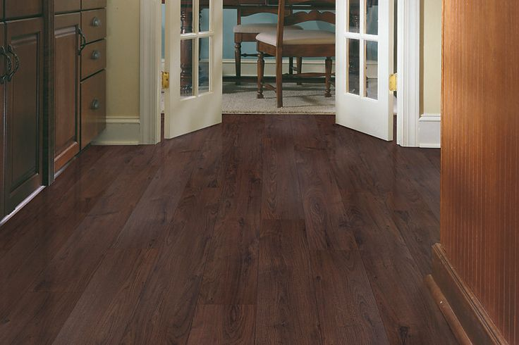 Celebration Single Plank Laminate Chocolate Truffle