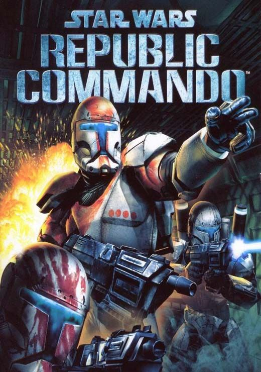 Star Wars: Republic Commando Free Download Full Version For PC Is Here Now. It Is First Person Shooter PC Games Download, Star Wars: Republic Commando Free