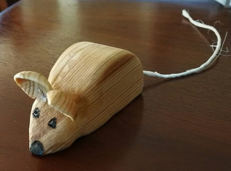 20'th minuts wooden mouse :-)