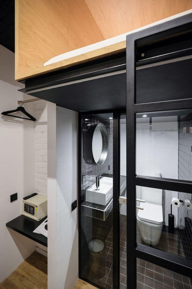 inBox Hotel: MonoBox single room