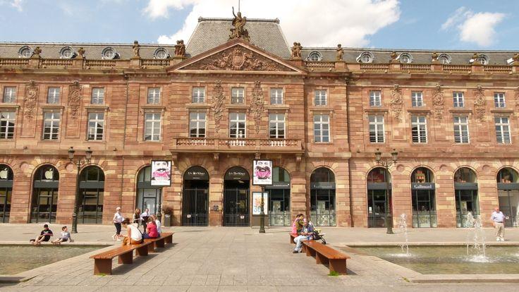 Place #Kléber à #Strasbourg