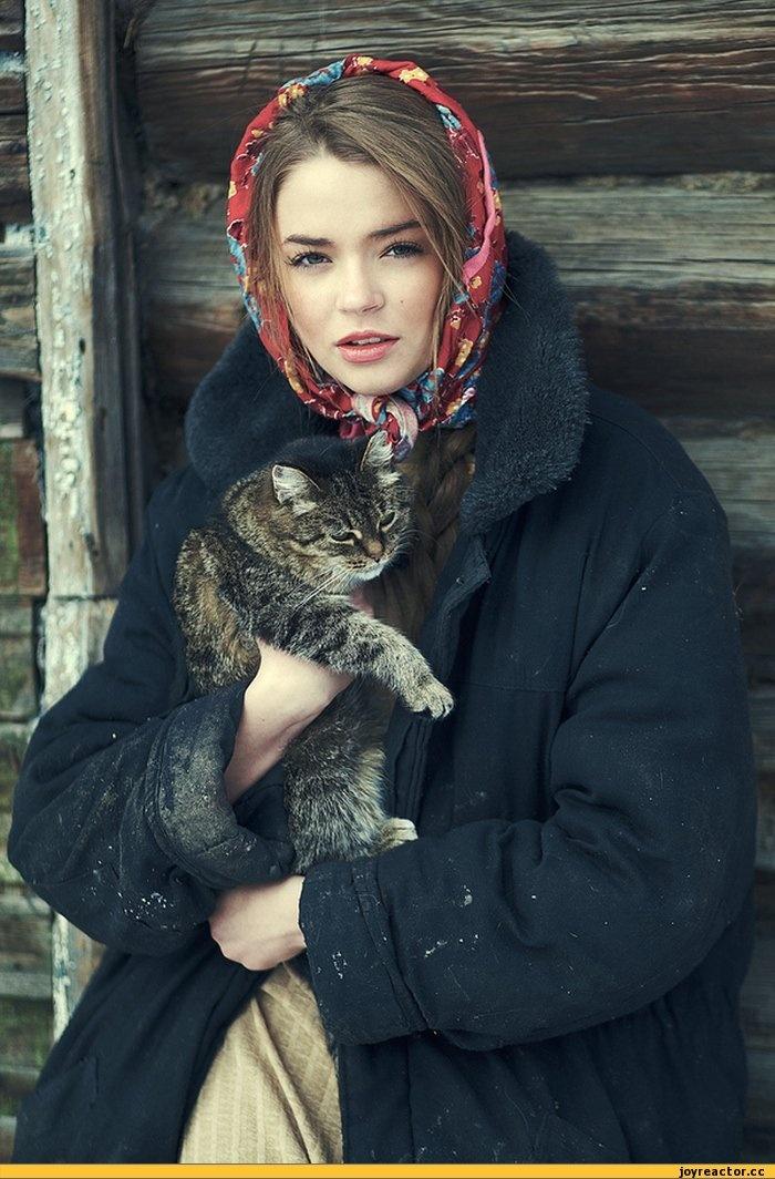 Русская зима #Россия