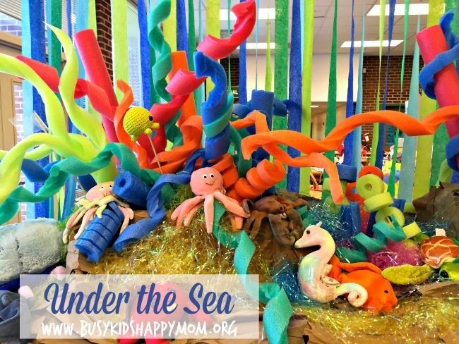 Things To Do With Pool Noodles Ideas