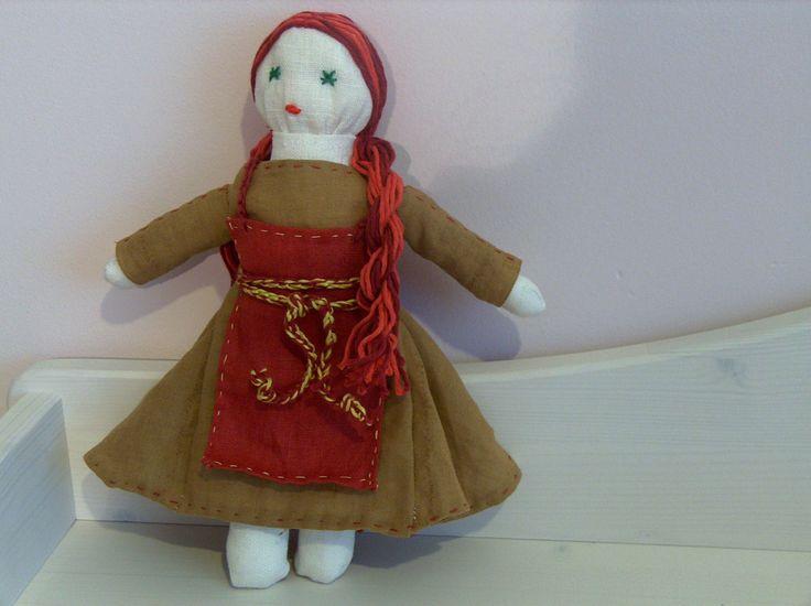 handmade medieval rag doll  doll pattern  credits to brenda g       thepassingstranger