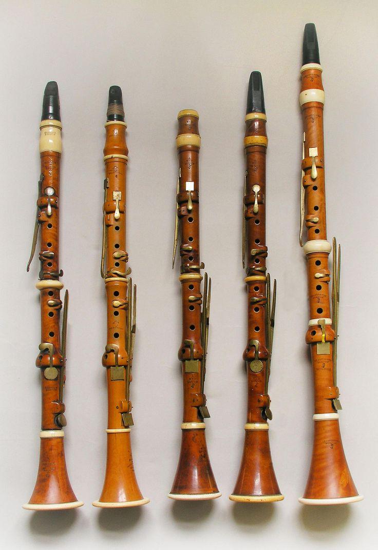clarinet history